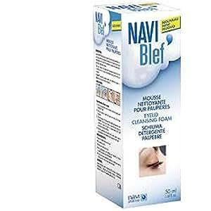 Novax Pharma Navi Blef' Mousse pour Paupières 50 ml