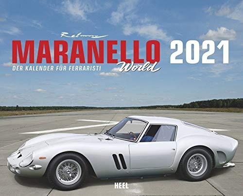 Best of Maranello 2021: Der Kalender für Ferraristi