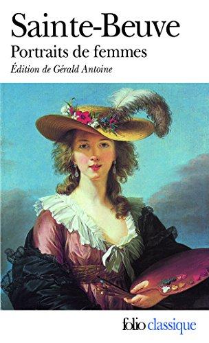 Portraits de femmes par Sainte-Beuve
