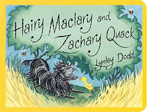 Hairy Maclary And Zachary Quack (Hairy Maclary and Friends)