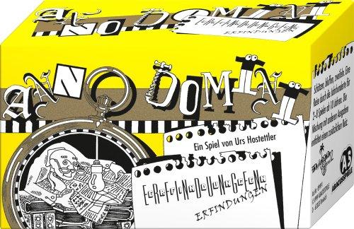 ABACUSSPIELE-09991-Anno-Domini-Erfindungen ABACUSSPIELE 09991 – Anno Domini – Erfindungen, Quizspiel -
