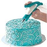 Hosaire 1X Poche à Douille Stylo DIY Gâteau/Dessert Douilles de Glaçage Buse de pâtisserie Ensemble de stylo de décoration