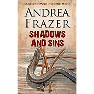 Shadows and Sins (The Falconer Files Book 13)