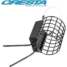 "/""PRESTON DISTANCE CAGE FEEDERS /"" Distanz Futterkorb Speedkorb Ø 25x30mm ca45mm"