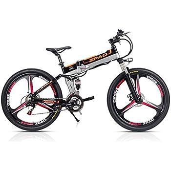 ZP26 Bicicleta eléctrica Plegable 26