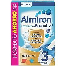 Almirón Advance con Pronutra 3 Leche de crecimiento en polvo desde los 12 meses ...