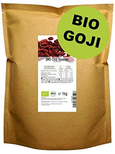 BIO Goji Beeren 1 kg