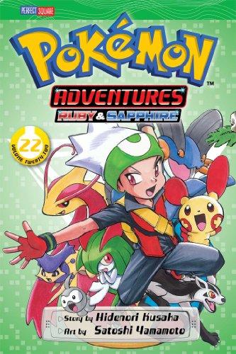 Pokemon adventures. Volume 22