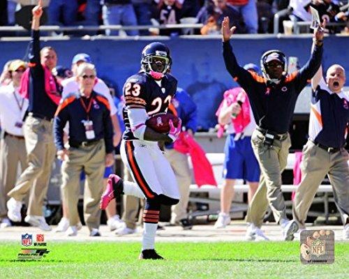 Devin Hester NFL Record 11th Punt Return Touchdowns 2011 Action Photo Print (27,94 x 35,56 cm)