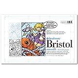 Strathmore Sequential Art - Bristol - Glatt - Liniert - 28 cm x 43 cm