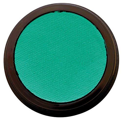 Eulenspiegel 183922 - Profi-Aqua Make-up Schminke - Aquamarine - 20 ml / 35g - Aquamarin Seife
