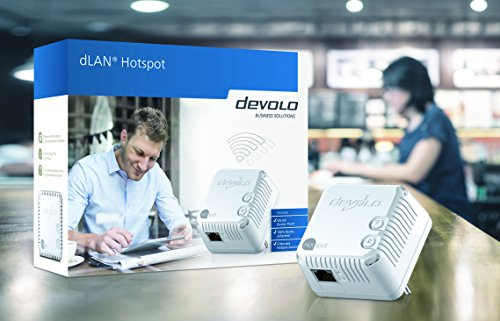 Devolo dLAN Hotspot Powerline Starter Kit