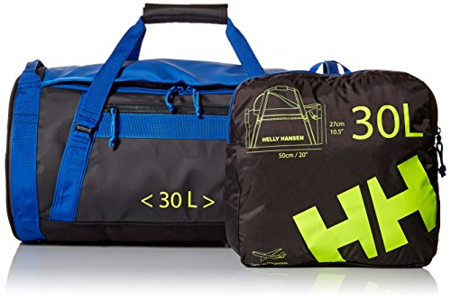 Helly Hansen 68006sacchetto di sport unisex, unisex, 68006, Pumpkin olympian blue