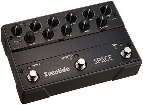 Eventide Space · Pedal guitarra eléctrica