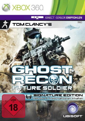 Tom Clancy\'s Ghost Recon: Future Soldier - Signature Edition (uncut)