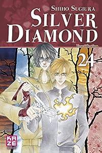 Silver Diamond Edition simple Tome 24