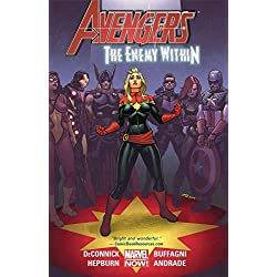 Avengers: The Enemy Within (Captain Marvel Book 3) (English Edition)