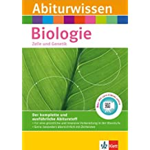 Klett Abiturwissen Biologie - Zelle und Genetik: für Oberstufe und Abitur, mit Lern-Videos online