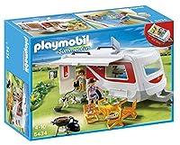 Playmobil 5434 Summer Fun Family Caravan
