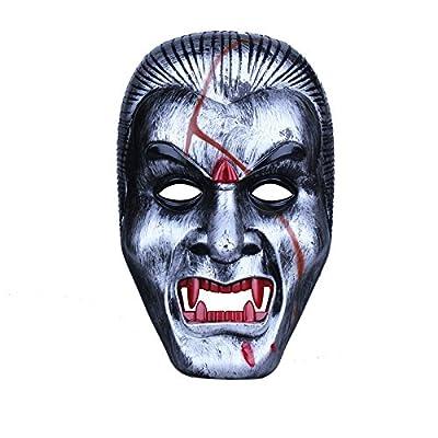 Lustiges Horror Halloween Horror Maske scary Ghost Maske Gesicht Kappen Vampir Horror Gesichtsmaske