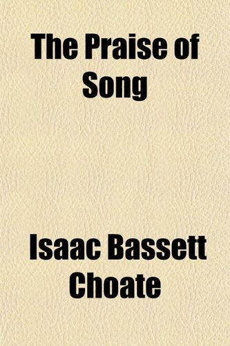 The Praise of Song