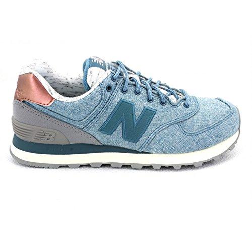 New-Balance-Wl574aec-574-Chaussures-de-Running-Entrainement-Femme