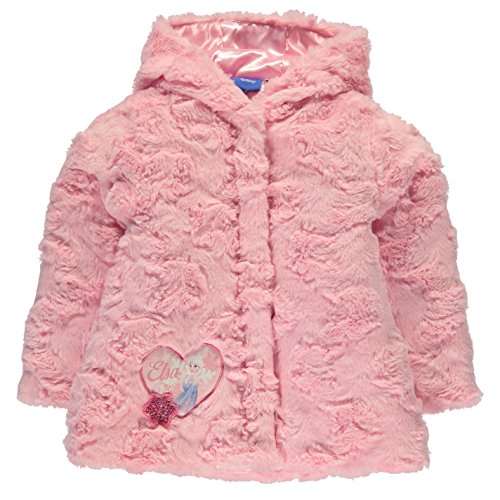 disney-ninos-fur-abrigo-infantiles-chicas-calentar-capucha-popper-top-casual