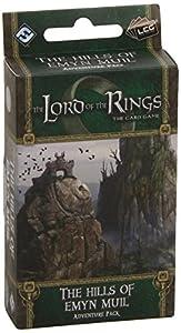 Lord of the Rings - El Señor de los Anillos. Las colinas de Emyn Muil (Living Card Games)