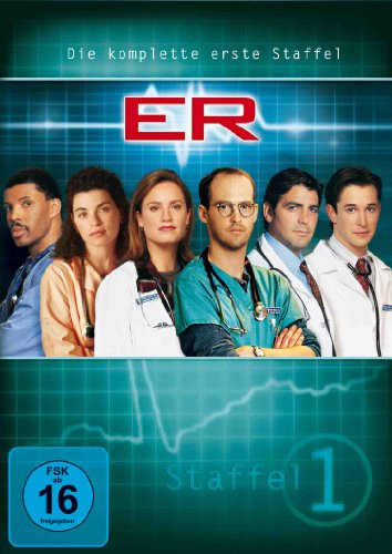ER - Emergency Room, Staffel 01 [7 DVDs] hier kaufen