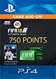 FIFA 18 Ultimate Team - 750 FIFA Points | PS4 Download Code...
