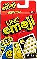 Mattel Games UNO Emoji Jeu de Société et de Cartes, DYC15