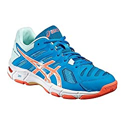 Asics Gel-Beyond 5 Women's zapatillas Indoor - SS17 - 40.5