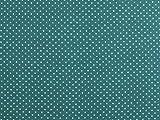 Stoffe Zanders GmbH Jersey-Stoff Kleine Punkte, Meterware
