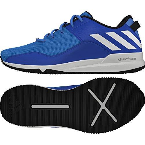 adidas - Crazymove CF M, Scarpe sportive Uomo Blu (Azul (Azul / Ftwbla / Negbas))