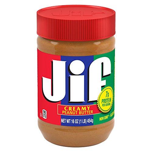 Jif Creamy Peanut Butter 454 g