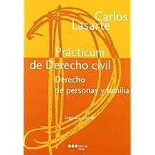 Prácticum de Derecho civil. Derecho de personas y familia