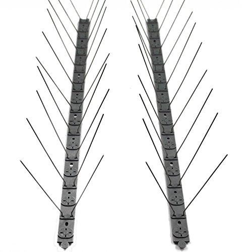Colombe abwehr 3 m 84 Piques, solide et durable, Professionnel anti-oiseaux