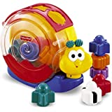 Fisher-Price - Caracol bloques y música (Mattel 71922)