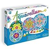 SentoSphere Aquarellum Magic Art Canvases - Animal Mandalas
