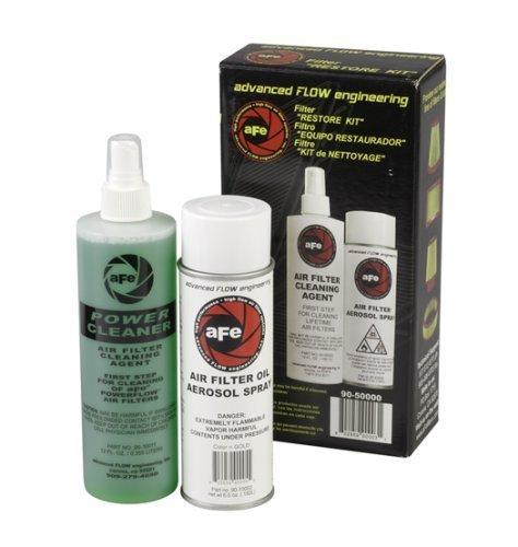 AFE Power Magnumflow 90-50000 filtre à air Restore Kit (simple, Or) par AFE