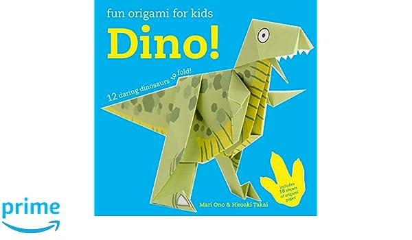 My origami velociraptor. how is it? : JurassicPark | 350x600
