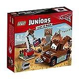 LEGO Juniors 10733 - Hooks Schrottplatz, Auto-Spielzeug