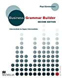 Business Grammar Builder: Second Edition - Intermediate to Upper-Intermediate / Student's Book with Audio-CD