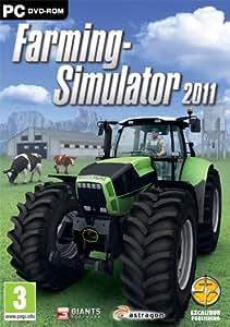 Farming Simulator 2011 (PC CD) [Edizione: Regno Unito]