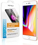 MOFRED® iPhone 8 / iPhone 7 [4.7 inch] Bestseller Tempered Glass Shatterproof Screen Protectors / 3D Touch Compatible / 0.26mm Thickness / 9H Hardness Rating / 2 in Pack