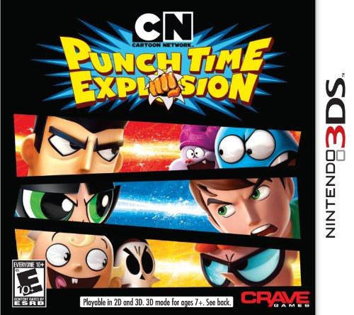 Nintendo Cartoon Network: Punch Time Explosion, 3DS Nintendo 3DS Inglés vídeo - Juego (3DS, Nintendo 3DS, Lucha, Modo multijugador, E10 + (Everyone 10 +))