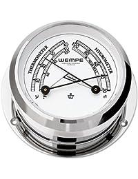 Wempe Chronometerwerke Maritim Comfortmeter Pirat II CW020007