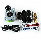 geeekpi Arcade Juego Máquina DIY partes para Jamma Mame & retropie: retraso USB codificador Joysticks + + Botones + cables