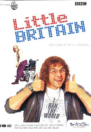 Little Britain - Die komplette 2. Staffel [2 DVDs] -