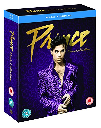 Prince Collection (3 Blu-Ray) [Edizione: Regno Unito]